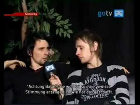 Muse on GoTV - 2006