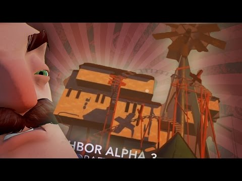 Video NEW GIANT HOUSE UPDATE!! + FREE UPDATE (Hello Neighbor Alpha 3 / Hello Neighbour Gameplay) download in MP3, 3GP, MP4, WEBM, AVI, FLV January 2017