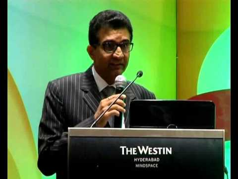 Speech by Mr Rajesh Gandhi (President-IICMA)