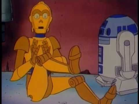 Star Wars: Droids - The Pirates and the Prince - (Complete movie)