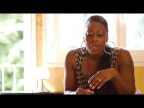 Etis rnb soul hip hop ( Interview par Aziza MOUPONDO) (видео)