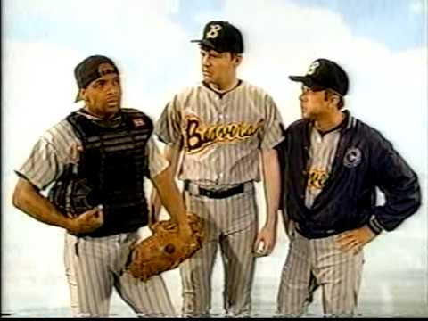 THE NEWZ (USA; 1994) Baseball's Dirty Secrets: Brad Sherwood, Mystro Clark