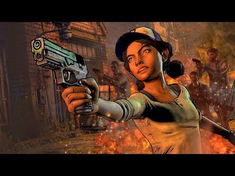 Episode 4: Thicker Than Water (Walking Dead: New Frontier | Telltale Games)