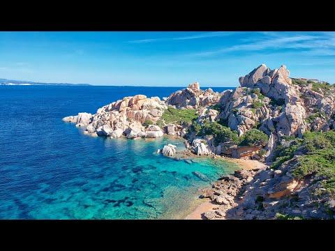 Sardinien-Tour 2018: Die schönsten Strände und Buchten von oben