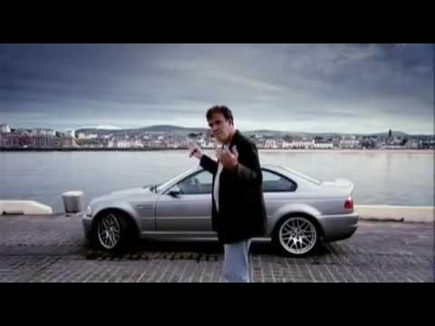 Top Gear BMW M3 CSL E46 на русском (видео)