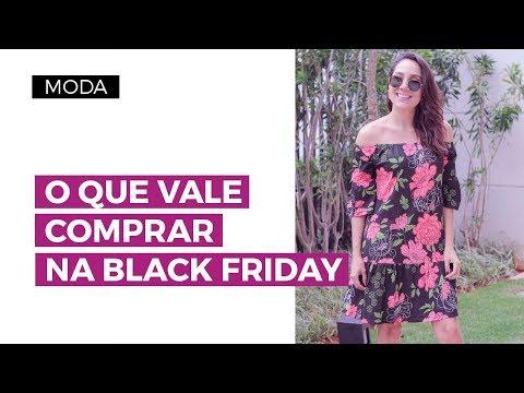 O que vale comprar na Black Friday | Camila Gaio
