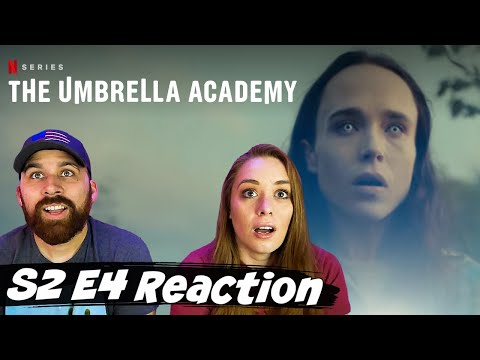 "The Umbrella Academy S2 E4 ""The Majestic 12"" Reaction & Review!"