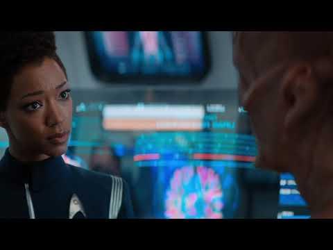 Michael Cuts Off Saru's Toxic Genitals on Star Trek Discovery