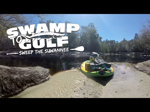 Part 1 - Swamp To Gulf: Sweep the Suwannee
