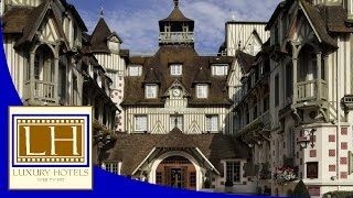 Deauville France  city photos : Luxury Hotels - Hôtel Normandy - Deauville