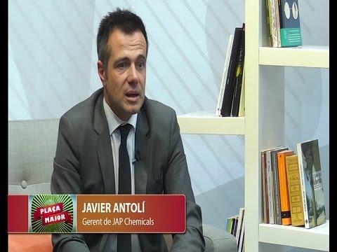 """JAP Chemicals en """"Empresas con el CEEI"""" en TVCS[;;;][;;;]"""