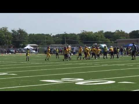 Fort Worth Wolverines vs. Killeen Trojans Part One