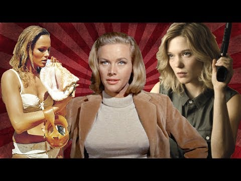ALL JAMES BOND GIRLS 🌟 THEN AND NOW 2020