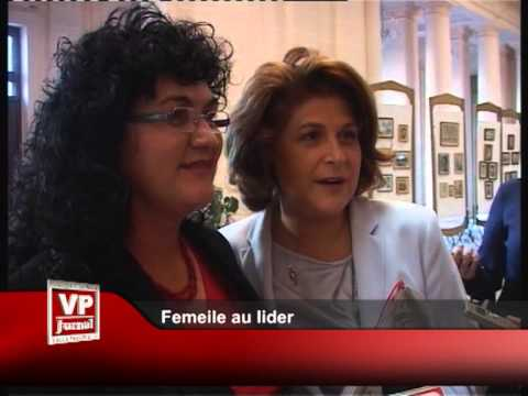 Femeile au lider