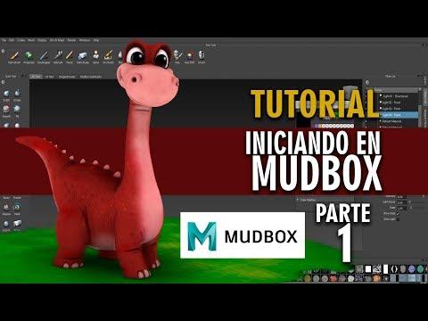 Tutorial iniciando con Mudbox en español ::: Parte 1