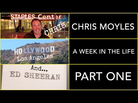 chris - Part One of an average week with Chris. Featuring Ed Sheeran. (Kinda..) Subscribe to Chris' YouTube channel. Follow Chris Moyles; Instagram: ChrisMoylesOfficial Twitter: https://twitter.com...