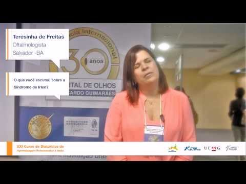 Dra. Teresinha Libório de Freitas (Salvador-BA)- XXI Curso DARV – Out. de 2013