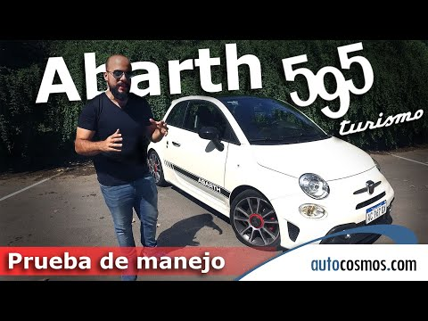 Test drive Fiat Abarth 595