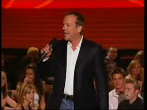 Kiefer Sutherland Reveals 24: The Game at Spike VGA Awards