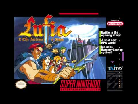 Lufia & The Fortress of Doom - Battle 1 (SNES OST)