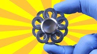 Video DIY Flower Hand Spinner Fidget Toy MP3, 3GP, MP4, WEBM, AVI, FLV September 2017
