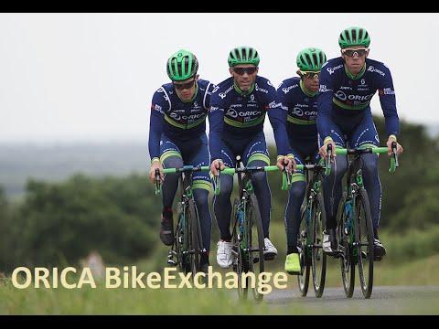 ORICA BikeExchange - 2016 compilation