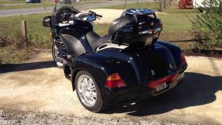 5. Hual's Trikes: 2009 BMW K1200 LT Hannigan Trike