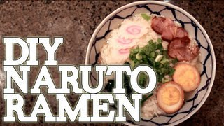 NARUTO ICHIRAKU RAMEN - Feast of Fiction S2 E10