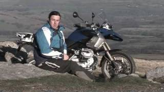 8. 2008 BMW R1200GS: On-road
