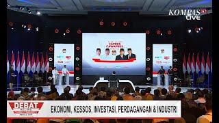 Video Jokowi-Ma'ruf dan Prabowo-Sandi Sampaikan Visi Misi di Debat Final Pilpres 2019 MP3, 3GP, MP4, WEBM, AVI, FLV April 2019