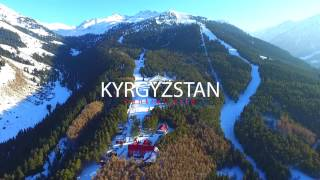 Kyrgyzstan is attractive both in summer and in winter!