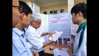 Cuộc thi khoa học kỹ thuật dành cho học sinh cụm trường THPT và trung tâm GDNN-GDTX