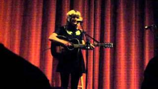 Anais Mitchell live at Middlebury College - Willie of Winsbury