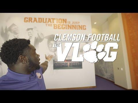 Clemson Football: The Vlog (Ep 5) (видео)