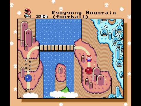 Mice.smc (Smw Hack) - Part 1