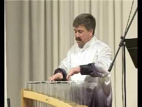 Музыка стекла: Дворжак, Юмореска онлайн видео