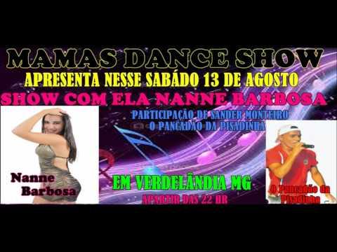 #Show em Verdelândia Nanne Barbosa com Participação de Sander Monteiro O Pancadão da Pisadinha