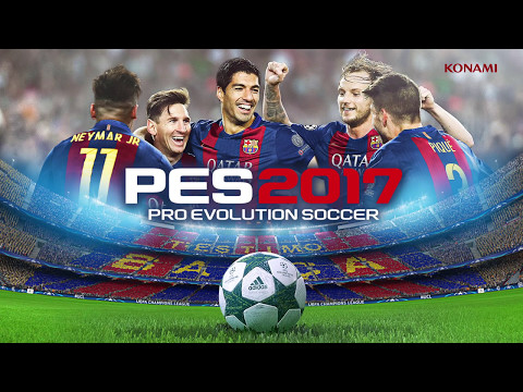 PES 2017 Mobile: Pre-Registration
