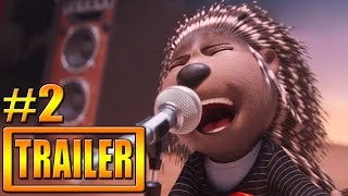 Sing Trailer 2 by Clevver Movies