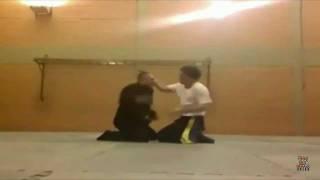 Epic Face Slap Fight