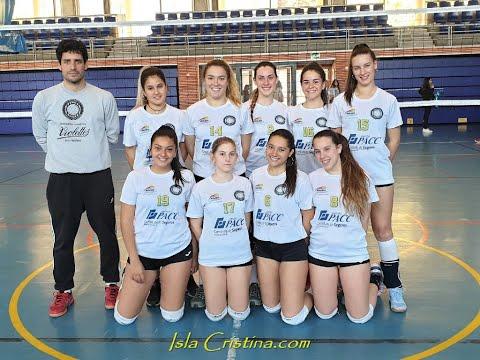 Voleibol Femenino ISLA CRISTINA -BOLLULLOS Categoría Juvenil