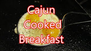 How to cook Breakfast on a Griddle by Louisiana Cajun Recipes