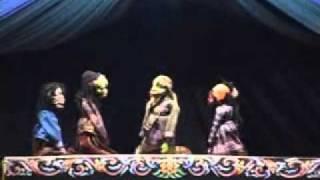 WAYANG GOLEK - BODORAN SEURI NGAKAK 01/02 Video