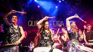 Quinta Feira, mobile Trommler