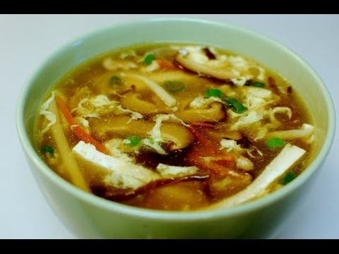 Spicy Hot and Sour Soup: Authentic Chinese Cooking