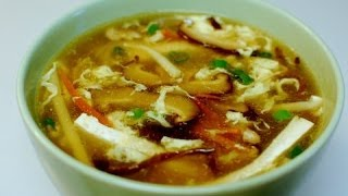 Spicy Hot and Sour Soup: Authentic Chinese Cooking - YouTube