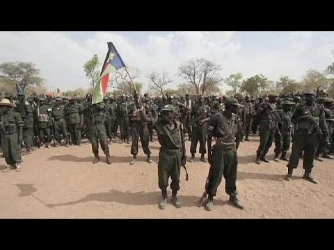 ยูเอ็นเตรียมส่งทหาร 5,500 นายคลี่คลายวิกฤตในซูดานใต้