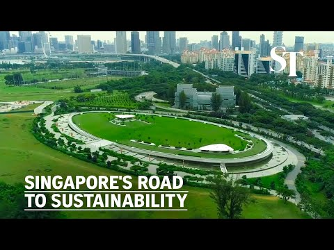 Singapore's road to sustainability