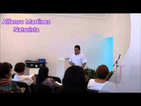 herbolaria - Curso presentado por el Naturista Alfonso Martínez para la Universidad de Montemorelos.