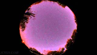 Fisheye Star Spin Canon 5DMk2 w/Sigma 28mm+.20x Opteka lens V08855